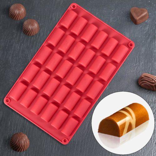 Форма для шоколада «Батончик»