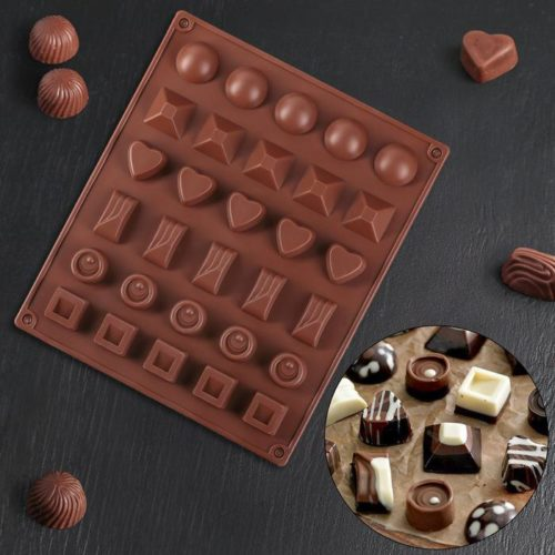 Форма для шоколада «Коробка конфет»