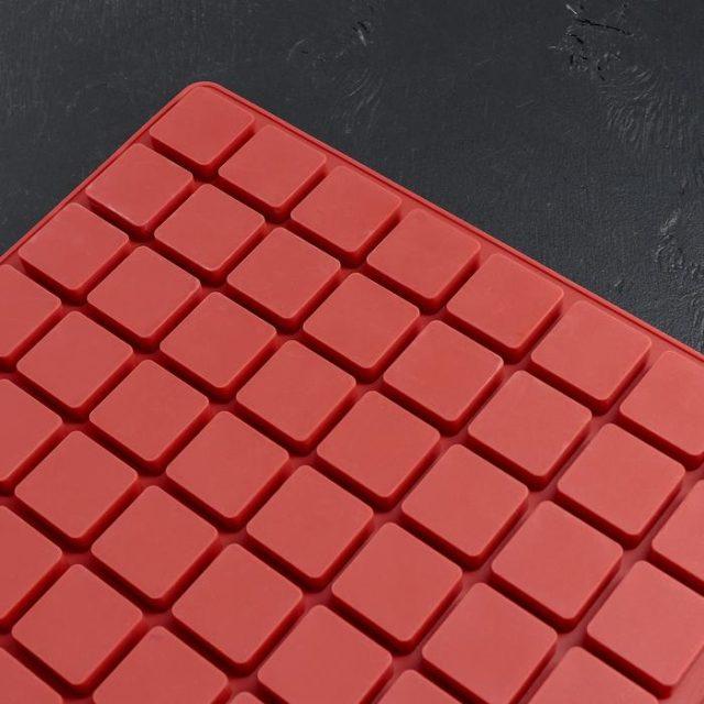 Форма для шоколада «Кубики»