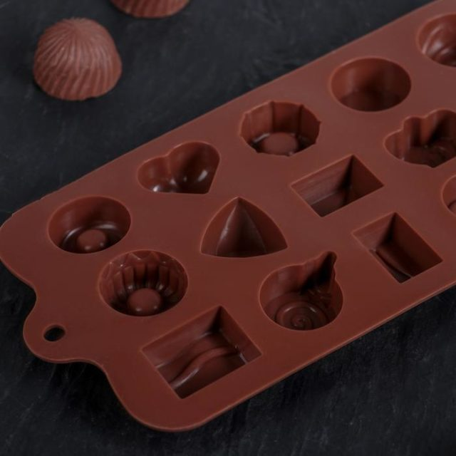 Форма для шоколада «Лакомство»
