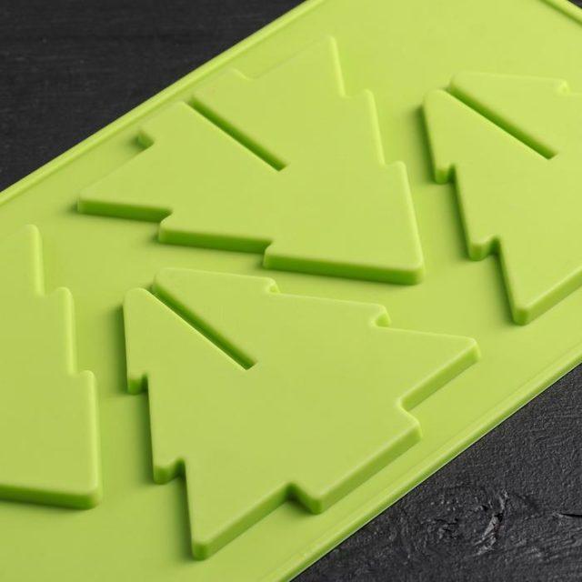 Форма для шоколада 3D «Ёлка»