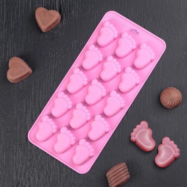 Форма для шоколада «Следопыт»