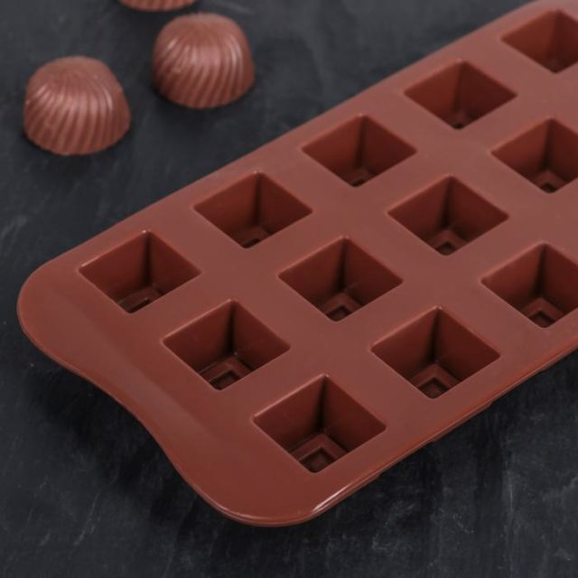 Форма для шоколада «Конфетка»