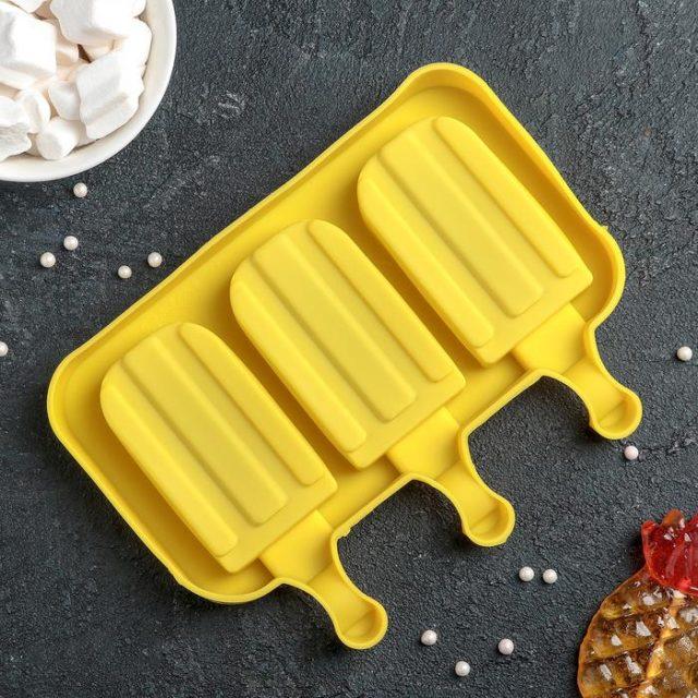 Форма для мороженого «Эскимо макси»