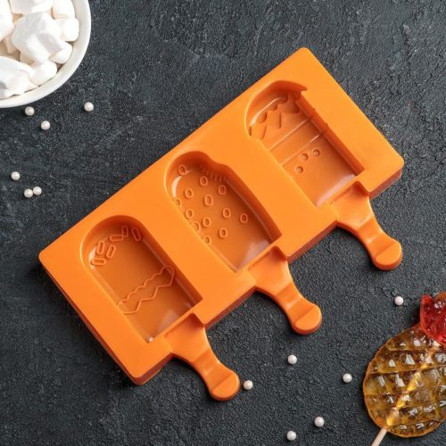 Форма для мороженого «Эскимо со сладостями»