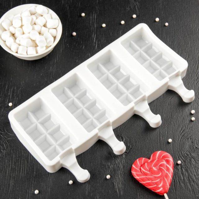 Форма для мороженого «Вафельный рожок»