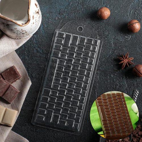 Форма для шоколада «Клавиатура»