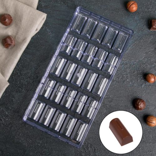 Форма для шоколада «Батончики»