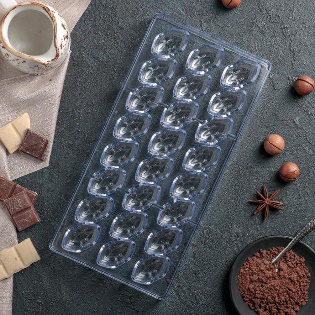Форма для шоколада «Презент»