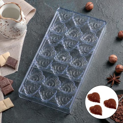 Форма для шоколада «Листопад»