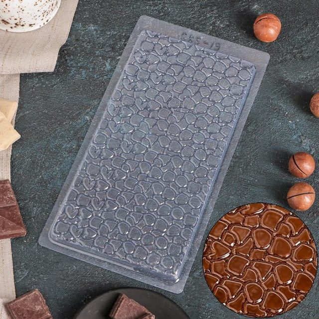 Форма для шоколада «Шоколад пористый»