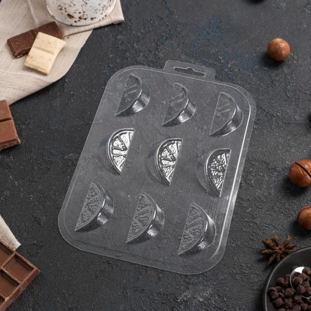 Форма для шоколада «Шоко-апельсинки»