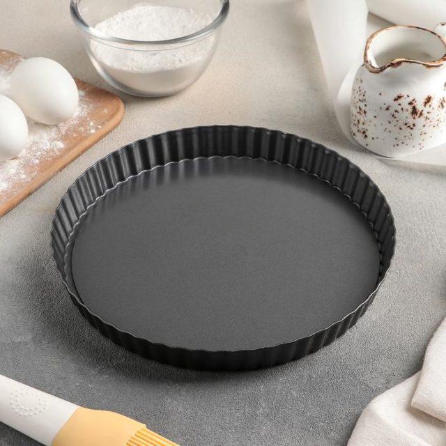 Форма для выпечки тарта D=21 см