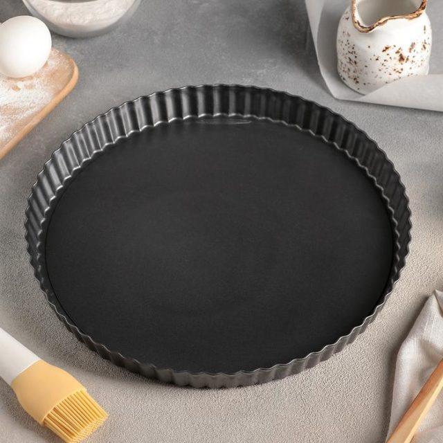 Форма для выпечки тарта D=28 см