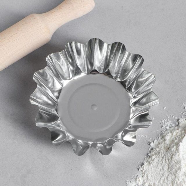 Набор форм для выпечки кексов 12,5 см