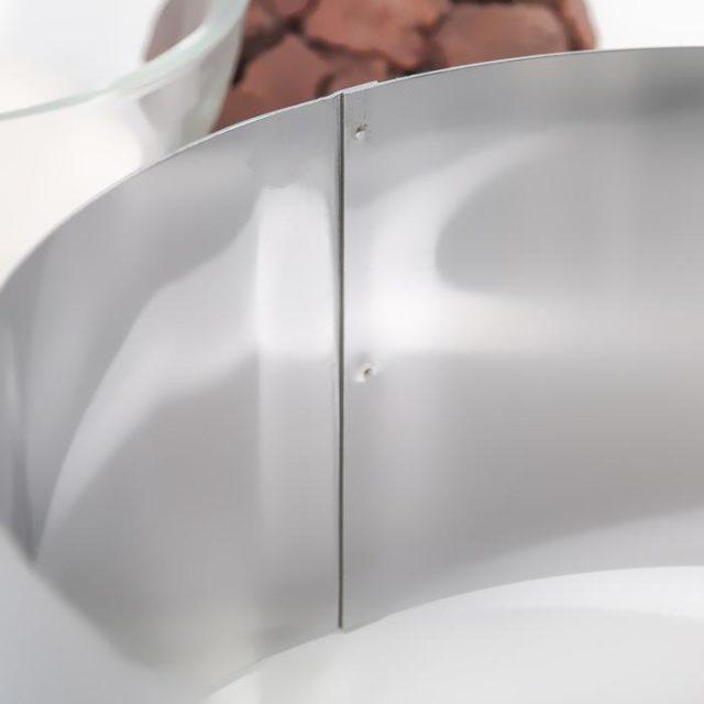Кольцо для выпечки H=8 см D=18 см