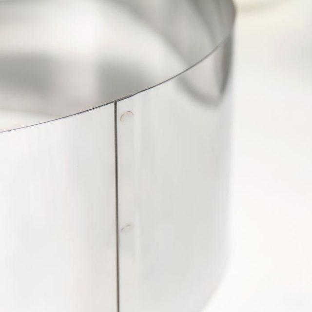 Кольцо для выпечки H=8 см D=22 см