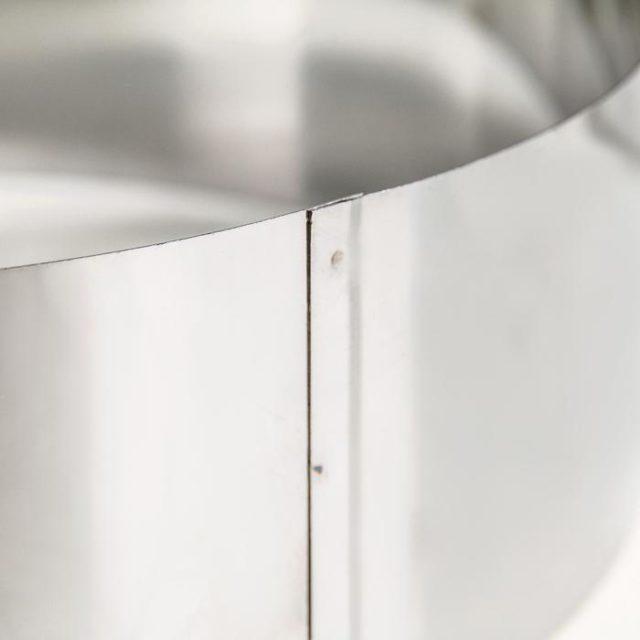Кольцо для выпечки H=8 см D=26 см