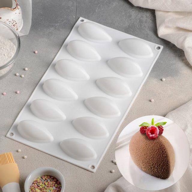 Форма для муссовых десертов «Джасти»