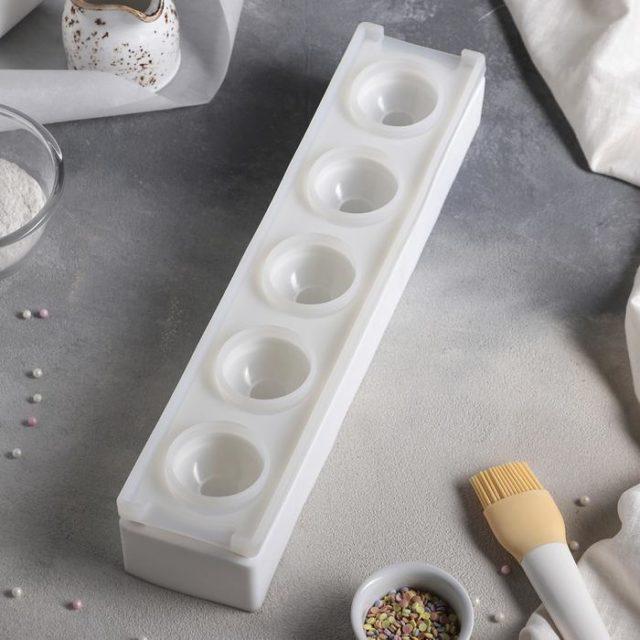 Форма для муссовых десертов «Трюфо»