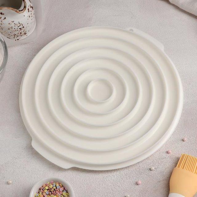 Форма силиконовая для муссового торта «Слои»