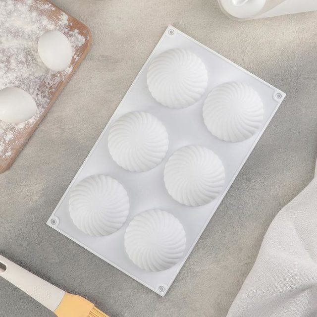 Форма для муссовых десертов «Купол»