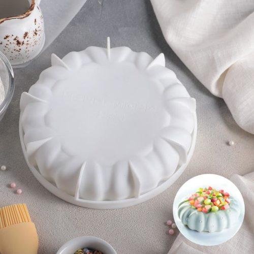 Форма силиконовая для муссового торта «Муссиль»
