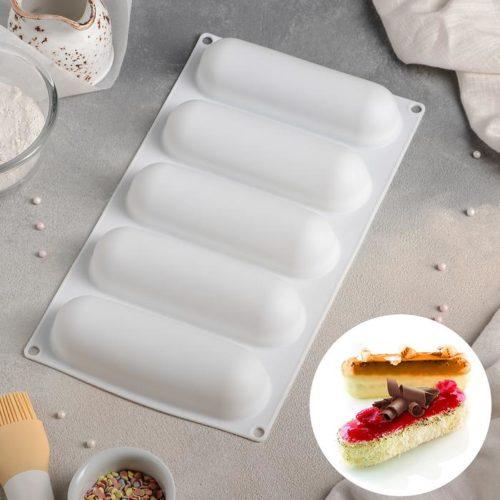 Форма для муссовых десертов «Эклер»