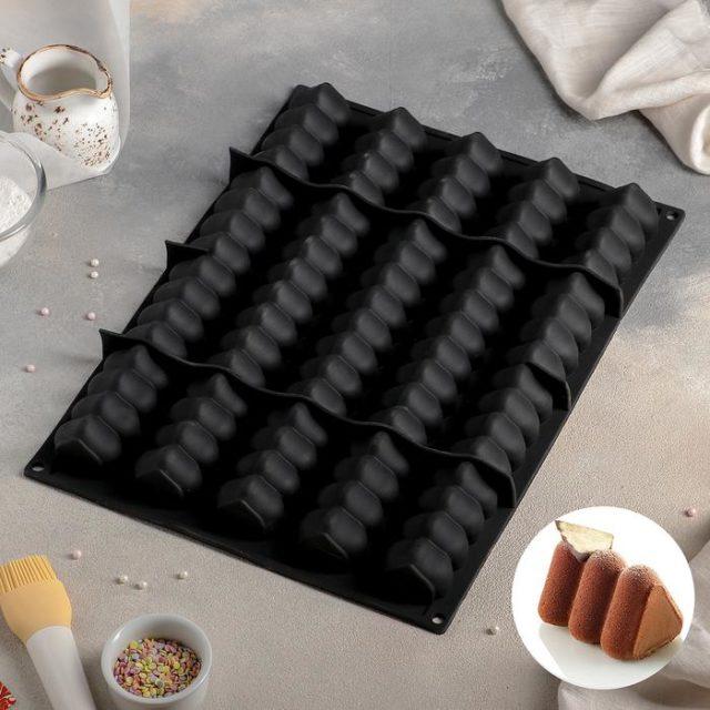Форма для муссовых десертов «Трюфели»