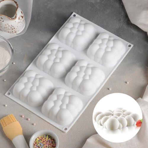 Форма для муссовых десертов «Облачко»