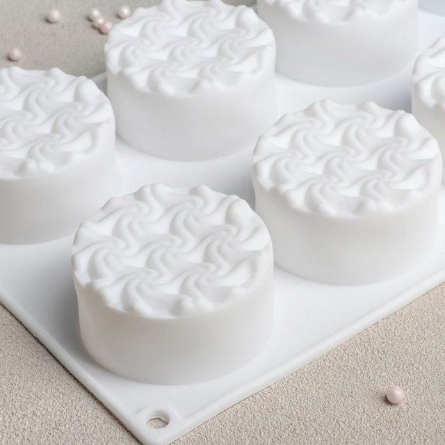 Форма для муссовых десертов «Волны»