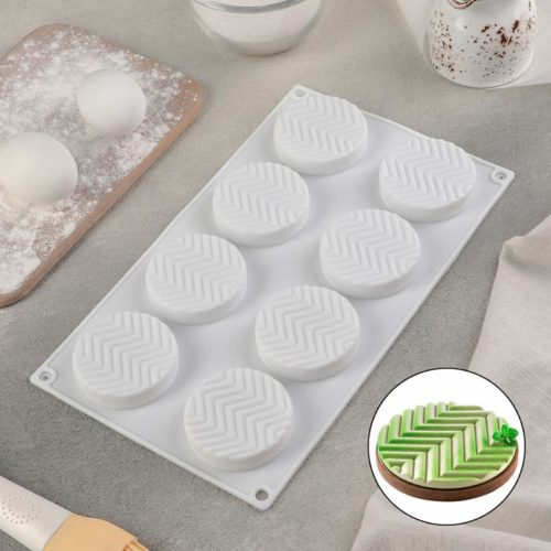 Форма для муссовых десертов «Твид»