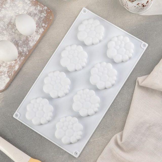 Форма для муссовых десертов «Молекула»