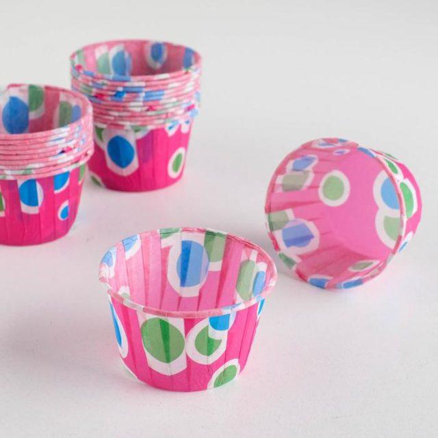 Капсулы для капкейков и маффинов - пузыри