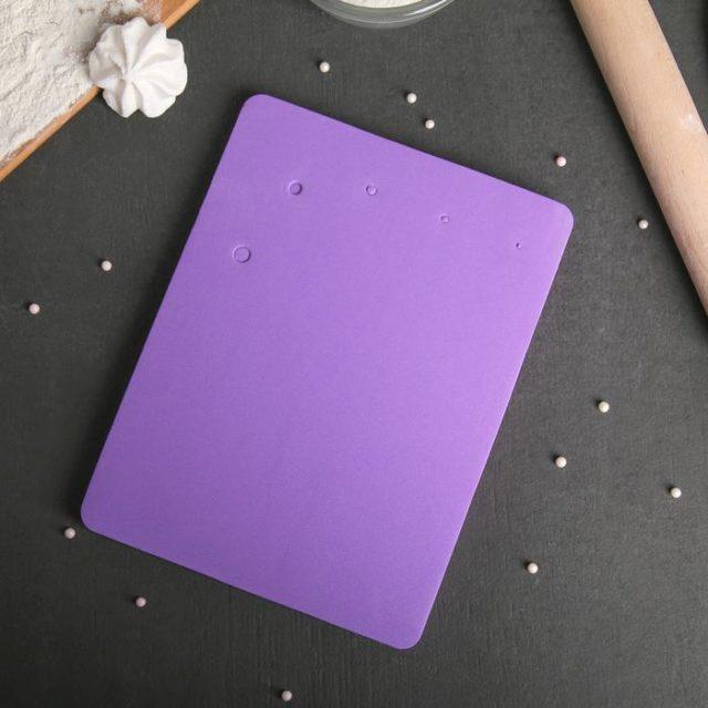 Мат для моделирования и сушки цветов из мастики 25×20 см