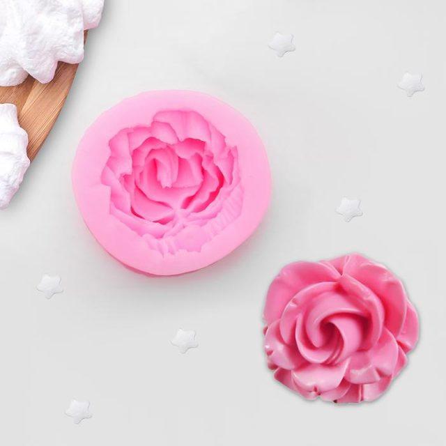 Молд силиконовый «Роза»