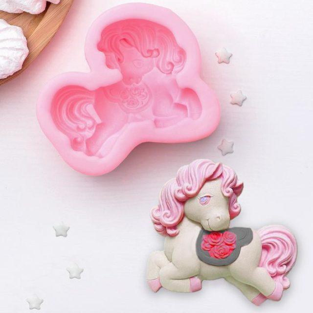 Молд силиконовый «Пони»