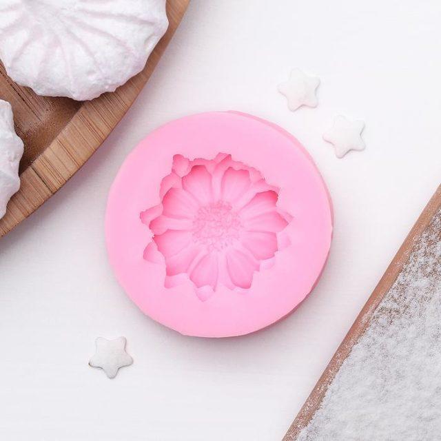 Молд силиконовый «Цветок»
