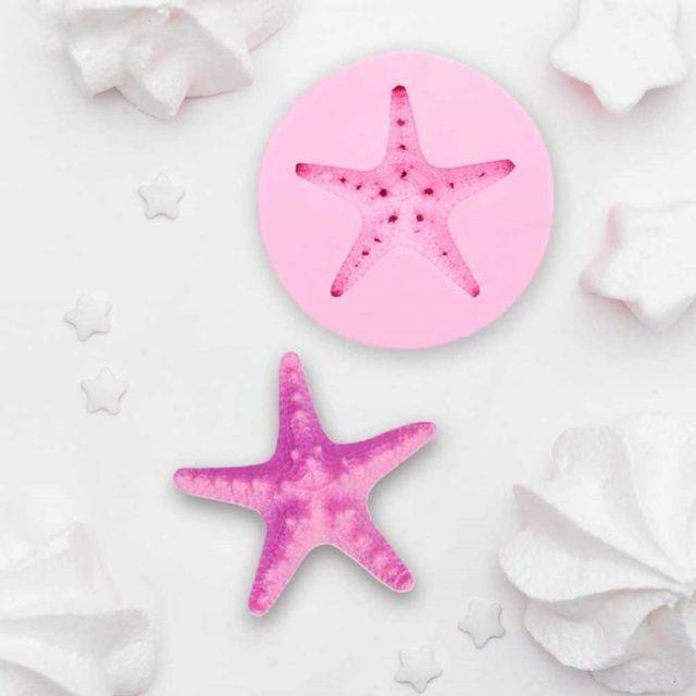 Молд силиконовый «Морская звезда»