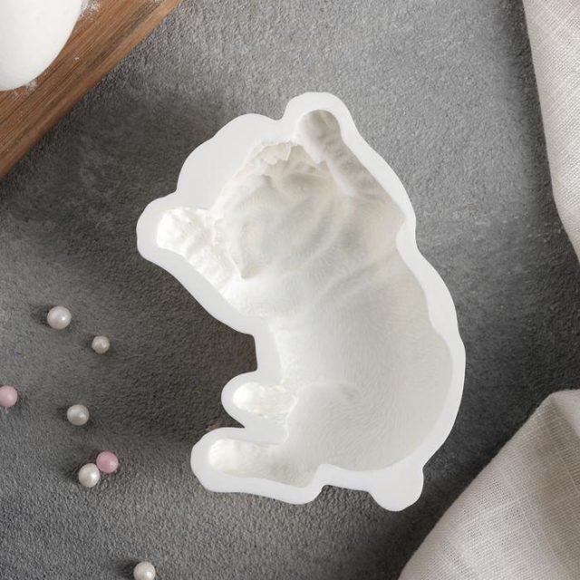 Молд силиконовый «Пёсик»