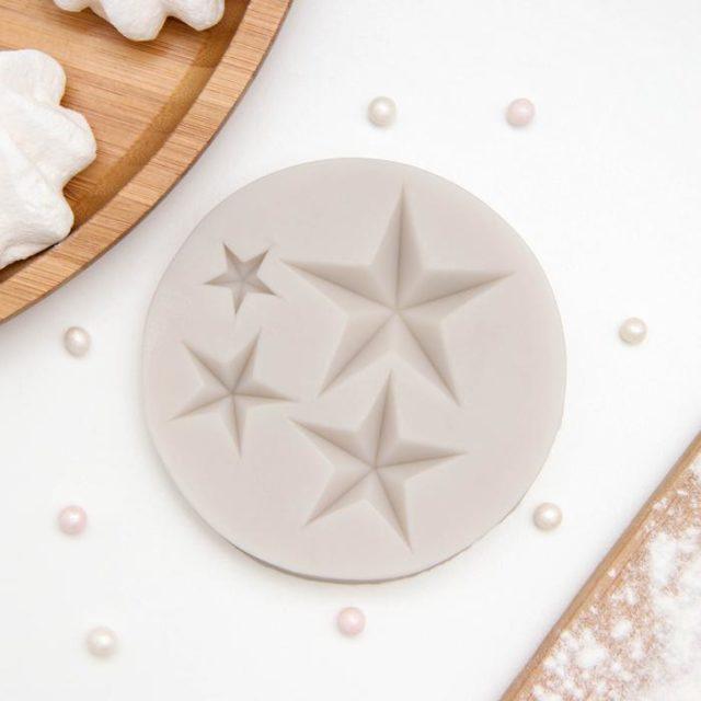 Молд силиконовый «Звезда»