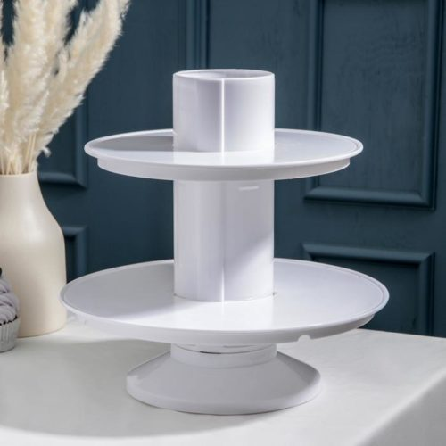 Подставка для торта с сюрпризом 25×30 см