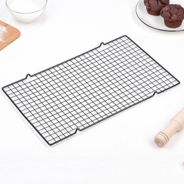 Решётка для глазирования 40×25×1,5 см