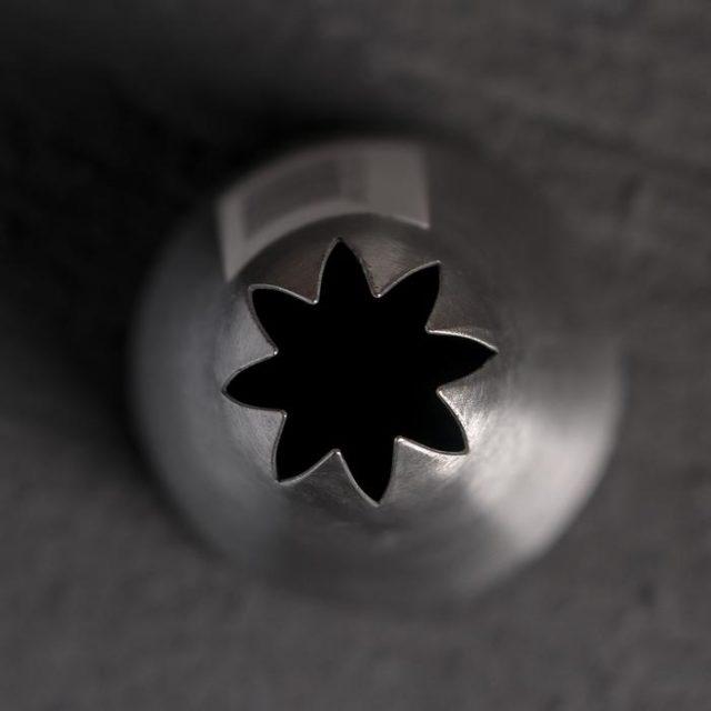 Насадка кондитерская «Закрытая звезда №3»