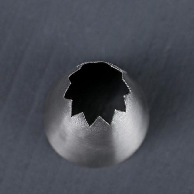 Насадка кондитерская «Открытая звезда №4»