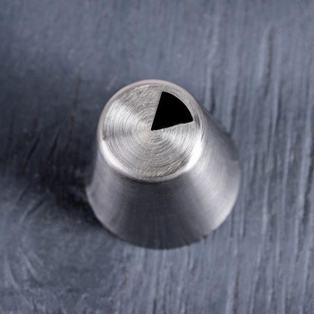 Насадка кондитерская «Треугольник»
