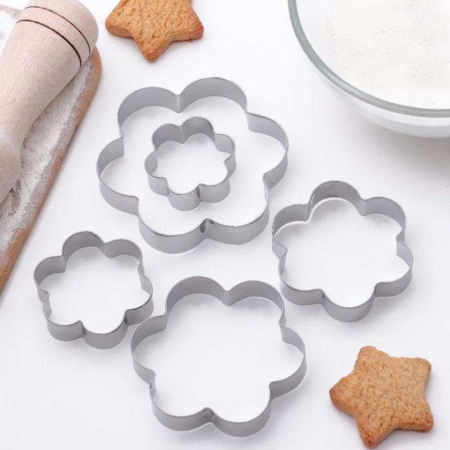 Набор форм для печенья «Ромашка»