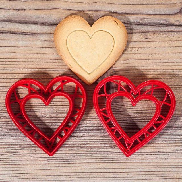 Форма для печенья «Сердце»