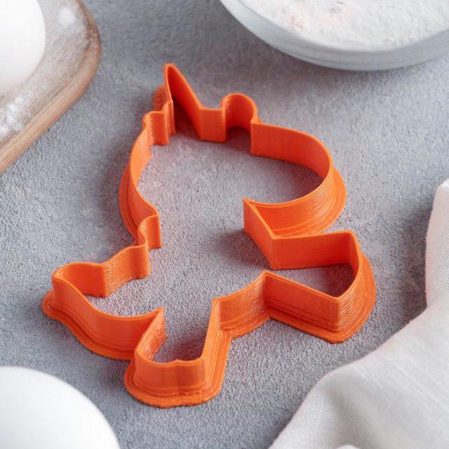 Форма для печенья «Единорожек»