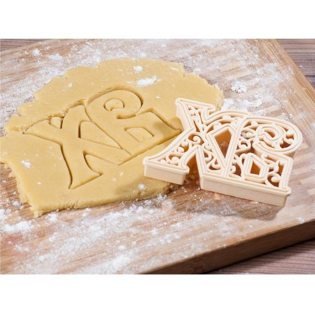 Форма для печенья на Пасху «ХВ»